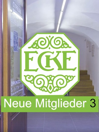 GROUP SHOW AT ECKE GALERIE